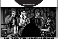 BROOKLYN35 Collective LIVE SATURDAY JULY 28 2012